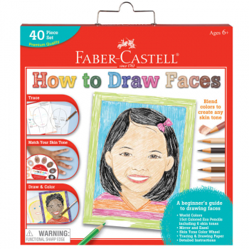 World Colors - How to Draw Faces Kit