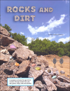 Rocks and Dirt Book