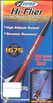 Hi-Flier Level 1 Rocket Kit