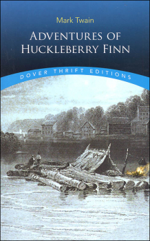 Adventures of Huck Finn Thrift Edition