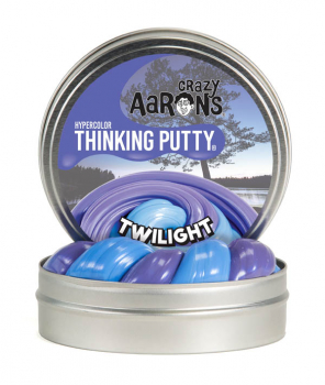 Twilight Putty - Large Tin (Heat Sensitive Hypercolors)