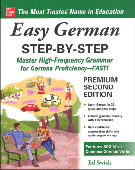 Easy German Step-By-Step (2nd Edition)