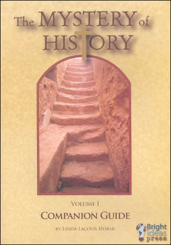 Mystery of History Volume 1 Companion Guide CD