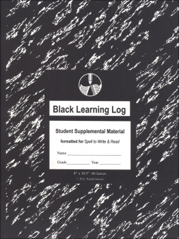 Learning Log (Black)