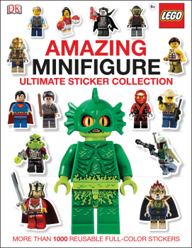 LEGO Amazing Minifugure (Ultimate Sticker Collection)