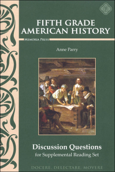 Discussion Questions for American Studies Supplemental Reading Set Fifth Grade