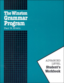 Advanced Winston Grammar Workbook Only