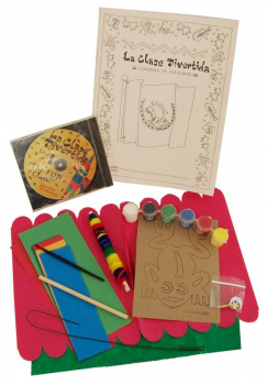 La Clase Divertida Level I Extra Student Pack with CD