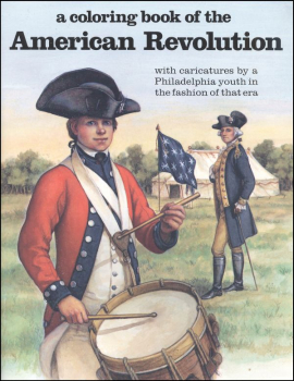 Coloring Book of the American Revolution