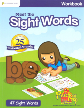 Meet the Sight Words Workbook