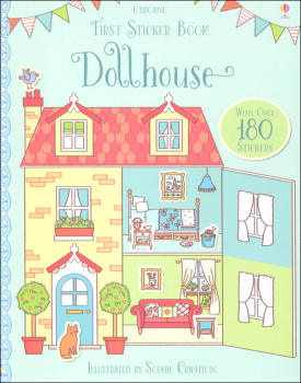 First Sticker Book - Dollhouse