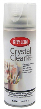 Krylon Crystal Clear Spray