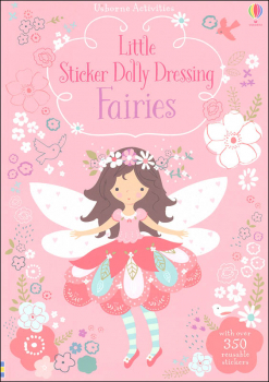 Little Sticker Dolly Dressing - Fairies