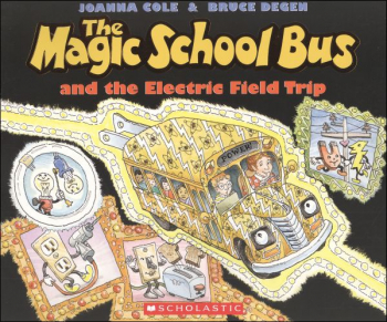 Magic School Bus and Electric Field Trip