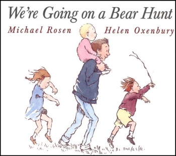 We're Going On a Bear Hunt boardbook