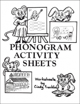 Phonics for Reading and Spelling Phonogram Activity Sheets