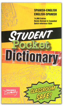Student Spanish-English Dictionary
