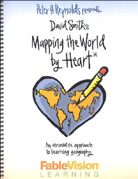 Mapping the World By Heart Curriculum with Maps