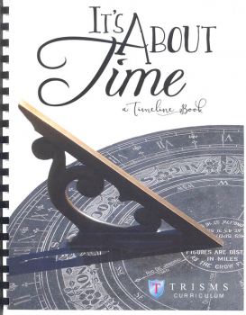 It's About Time (Spiral-bound Timeline)