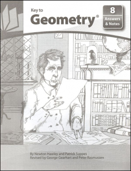 Key to Geometry Answers & Notes Book 8