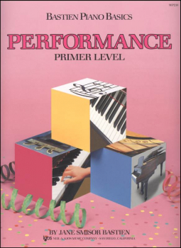 Bastien Piano Basics Performance Primer
