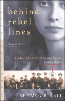 Behind Rebel Lines (Emma Edmonds)