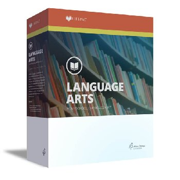Language Arts Grade 11 LIFEPAC Complete Boxed Set