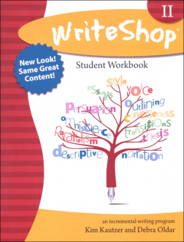 WriteShop: Incremental Writing Program Workbook 2 - 4th Edition
