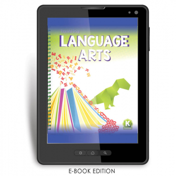 Purposeful Design Language Arts: Grade K Teacher Edition E-Book (1-year subscription)