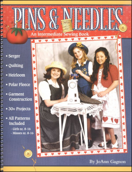 Pins and Needles: Intermediate Sewing Book