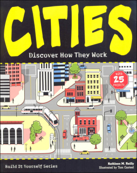 Cities: Discover How They Work (Build It Yourself)