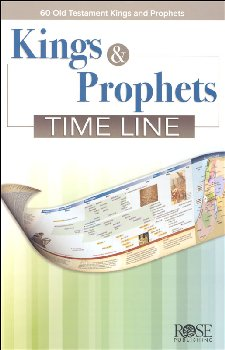 Kings & Prophets Time Line Pamphlet