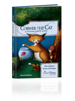 Cobweb the Cat - Level 1 Volume 3 (2nd Edition) (black & white)