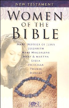 New Testament Women of the Bible Pamphlet