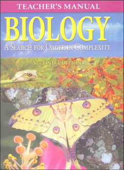 Biology Teacher's Manual