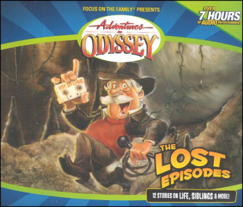 Adventures in Odyssey CD / Lost Episodes