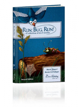 Run, Bug, Run! - Level 1 Volume 1 (2nd Edition) (black & white)