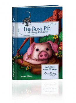 Runt Pig - Level 1 Volume 2 (2nd Edition) (black & white)