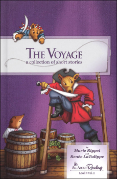 Voyage: A Collection of Short Stories (Level 4) (black & white)