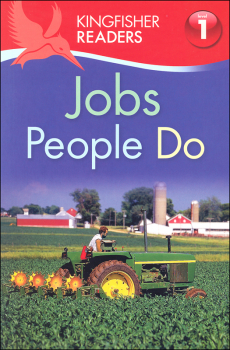 Jobs People Do (Kingfisher Readers Level 1)