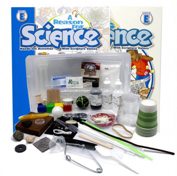 Reason for Science E Pack (includes materials kit)