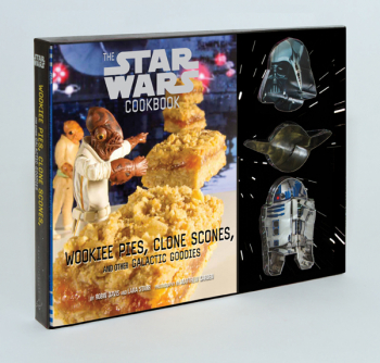 Wookie Pies, Clone Scones, and Other Galactic Goodies