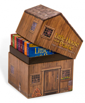 Little House on the Prairie Complete Television Series DVDs (48 Discs)