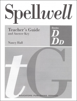 Spellwell D/DD Teacher
