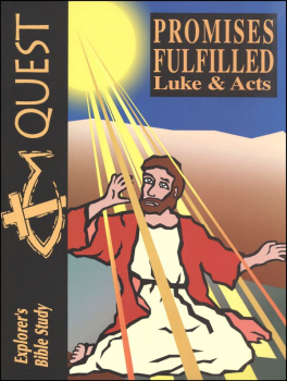 Quest: Promises Fulfilled Student Book