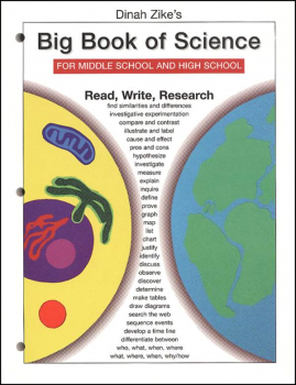 Big Book of Science Middle + High School