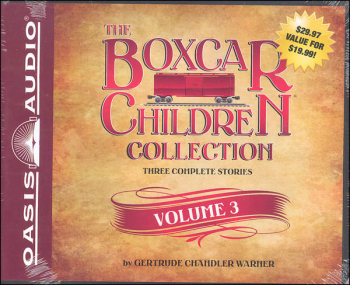 Boxcar Collections Volume 3 Audiobook