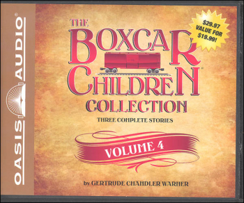 Boxcar Collections Volume 4 Audiobook