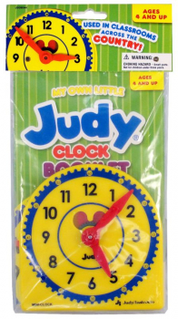 My Own Little Judy Clock with booklet