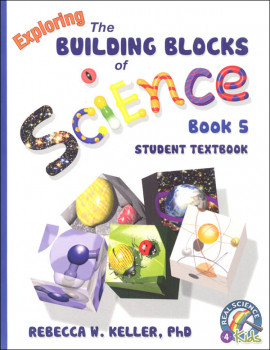 Exploring Building Blocks of Science Book 5 Student Textbook (soft cover)